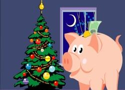 Много денег в Новом году
